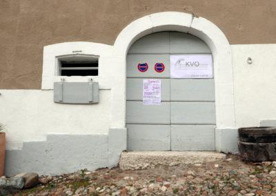 Entrée KVO, 2020 (© Dallais)