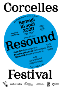 Corcelles Resound Festival