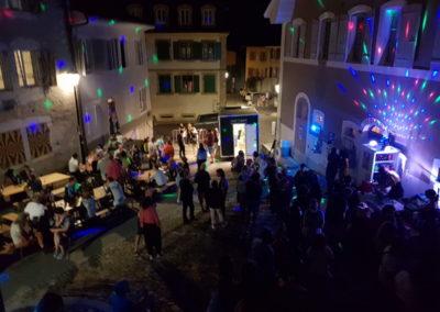 Corcelles Resound Festival, © Xavier Boulanger