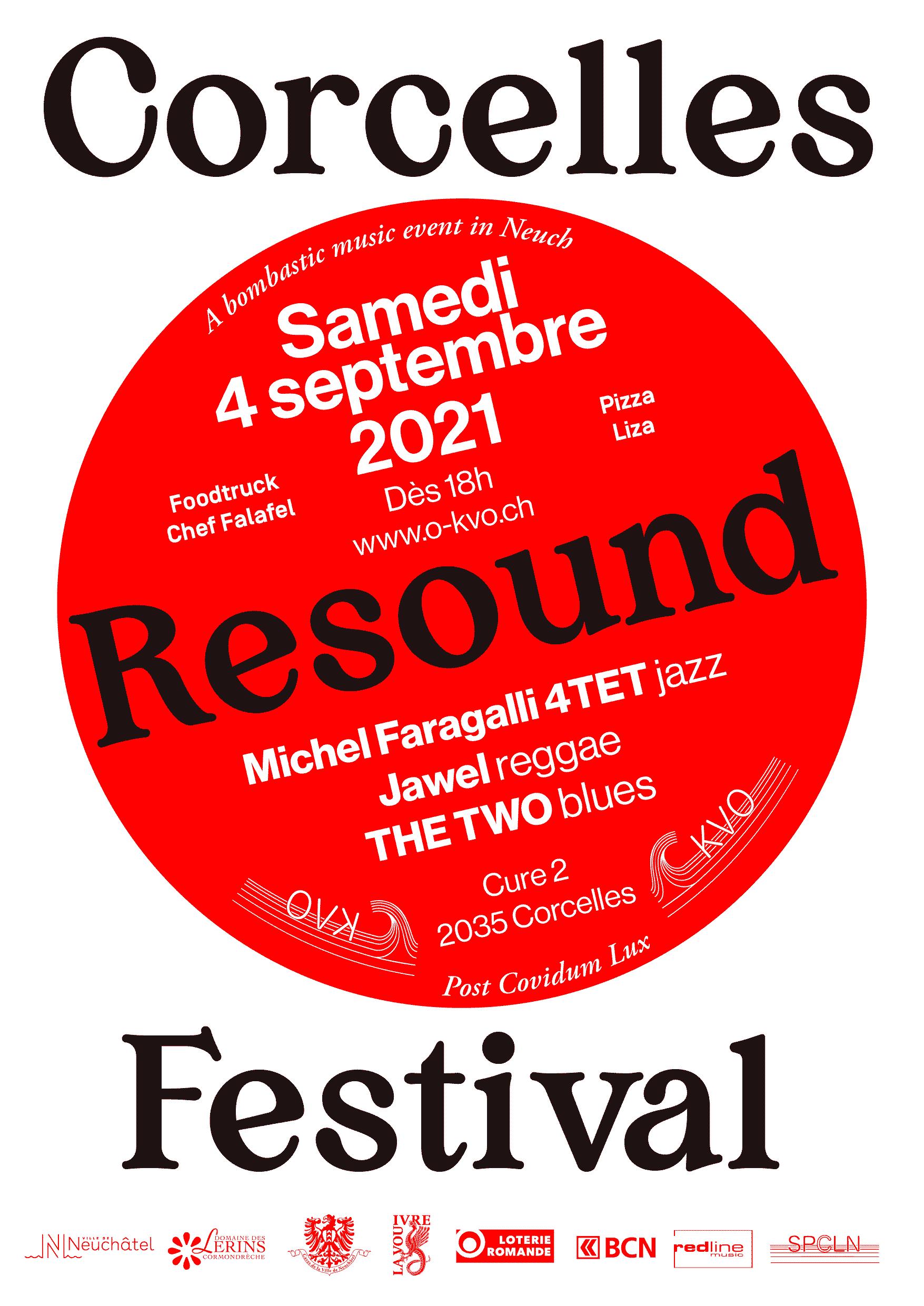 Corcelles Resound Festival